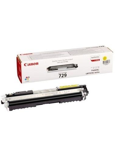 Canon Canon 729Y Toner Renkli